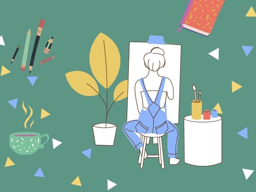 Свободная тема для творчества, мастер-классы
